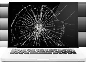 Macbook screen glass repair
