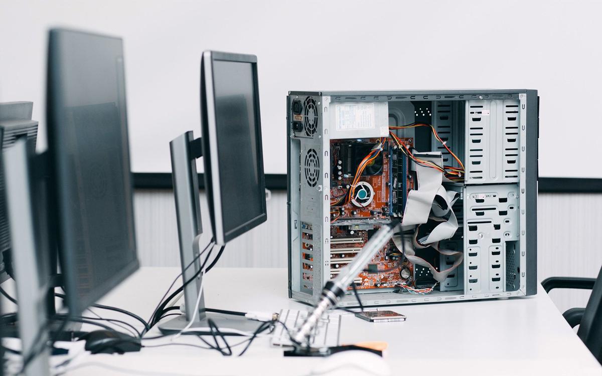 computer repair service in london
