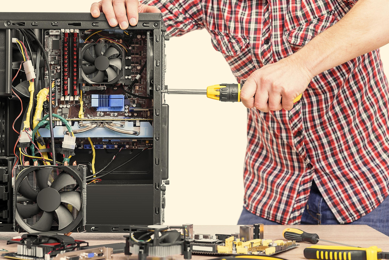 computer repair in tooting